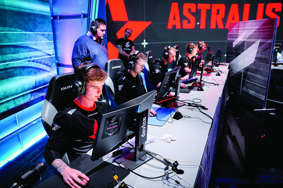 Astralis @ ELEAGUE Major: Boston 2018