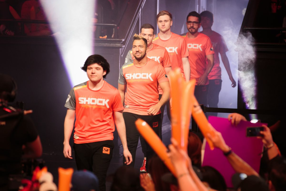 The San Francisco Shock Continue to Struggle in Stage Two of ...