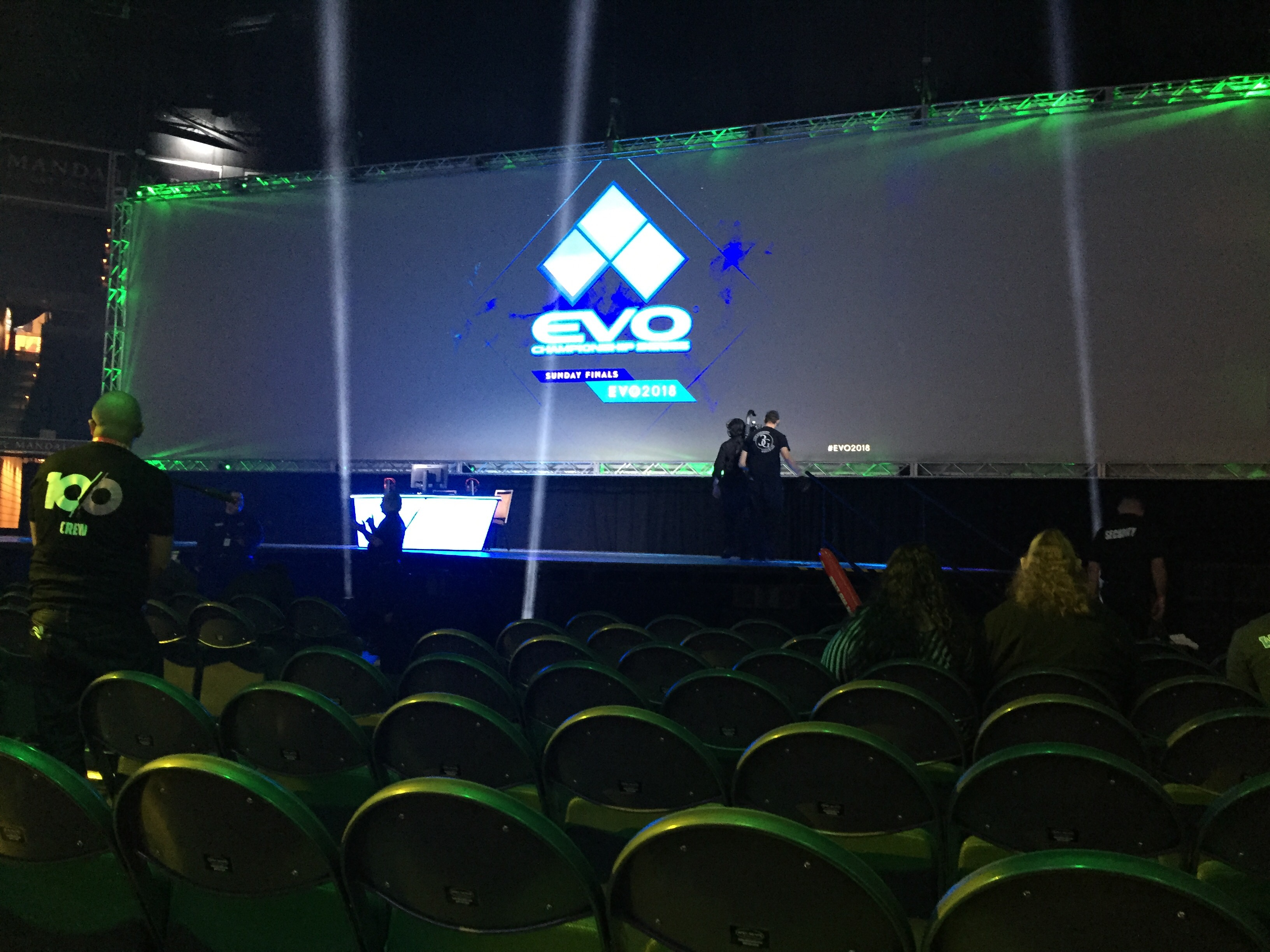 The Community of EVO - Proving Grounds